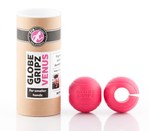 Globe Gripz are not gender specific