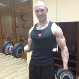 Natural Bodybuilder Matt Bembridge
